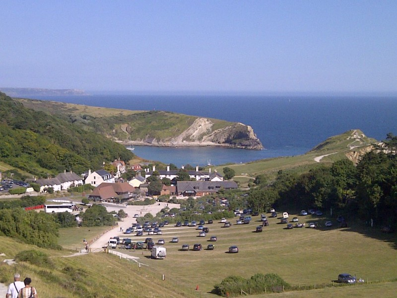 Lulworth Cove 2014